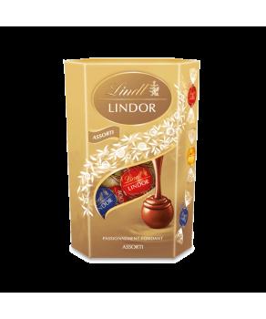 Chocolats Lindor Assorti Lindt