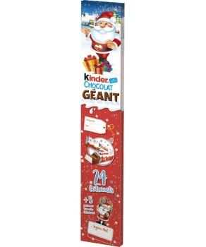 Kinder Chocolat Géant