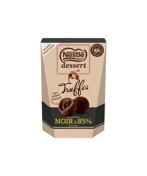 Truffes au chocolat Noir 85 % Nestlé