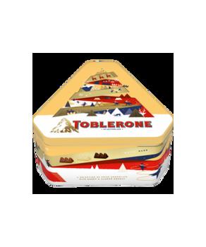 Toblerone boîte métal Noël