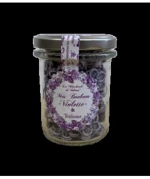 Mes bonbons à la Violette