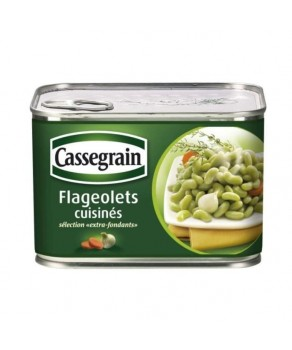 Flageolets Cassegrain