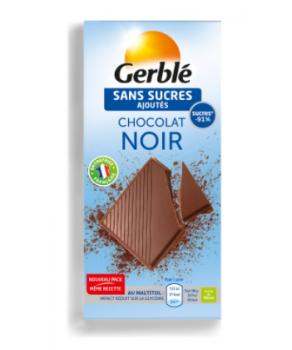 Chocolat noir sans sucres...