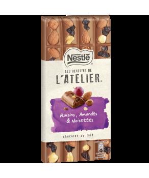 Chocolat Raisins, Amandes &...