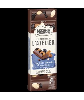 Chocolat Myrtilles &...