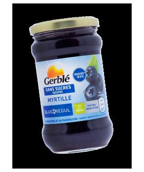Confiture de Myrtille Gerblé