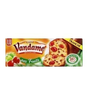 Cake aux Fruits Vandame