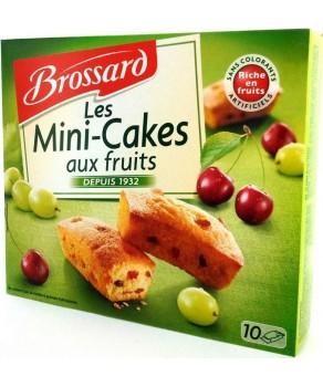 Mini Cakes aux fruits Brossard