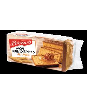 Pain d'épices au miel Brossard