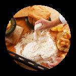 Boulangerie, Pâtisserie, Farine