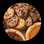 Desserts, Tartes, Gâteaux