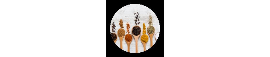 Épices, Aromates | vente en ligne