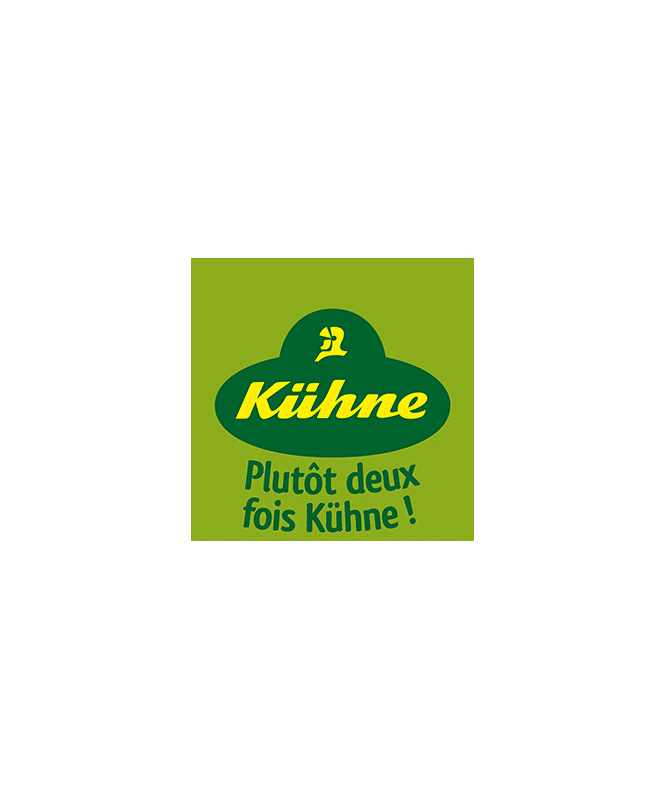 Products manufactured by Kühne