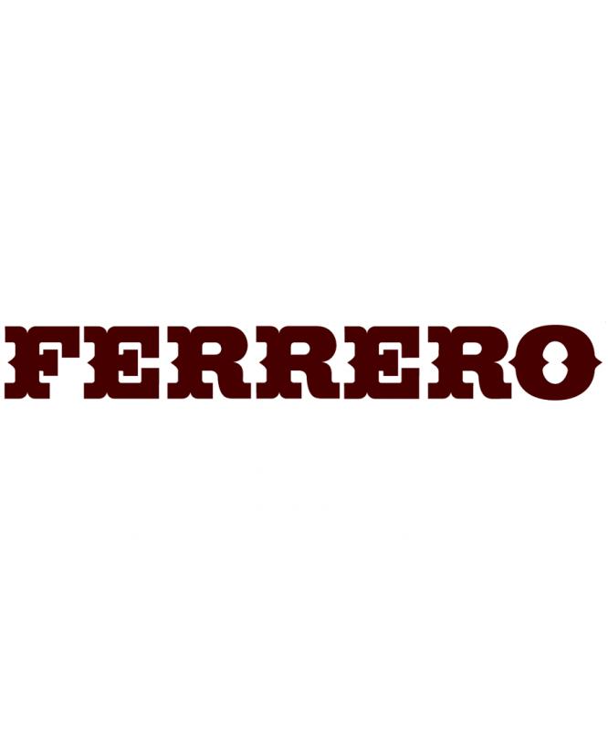 Produkty wyprodukowane przez Ferrero