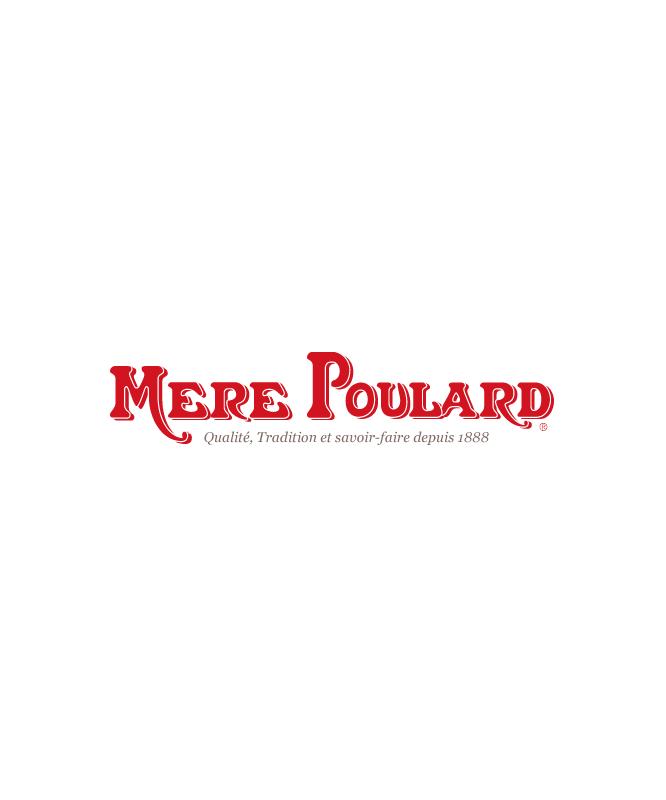 Products manufactured by La Mère Poulard